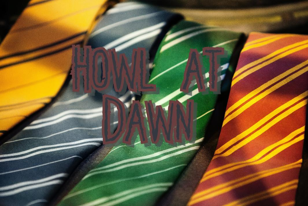 Howl At Dawn || A Remus Lupin/Marauders' Era Story