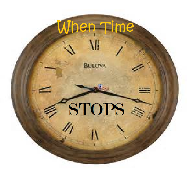 When Time Stops