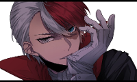 The immortal and the restful (Vampire Todoroki x female reader)