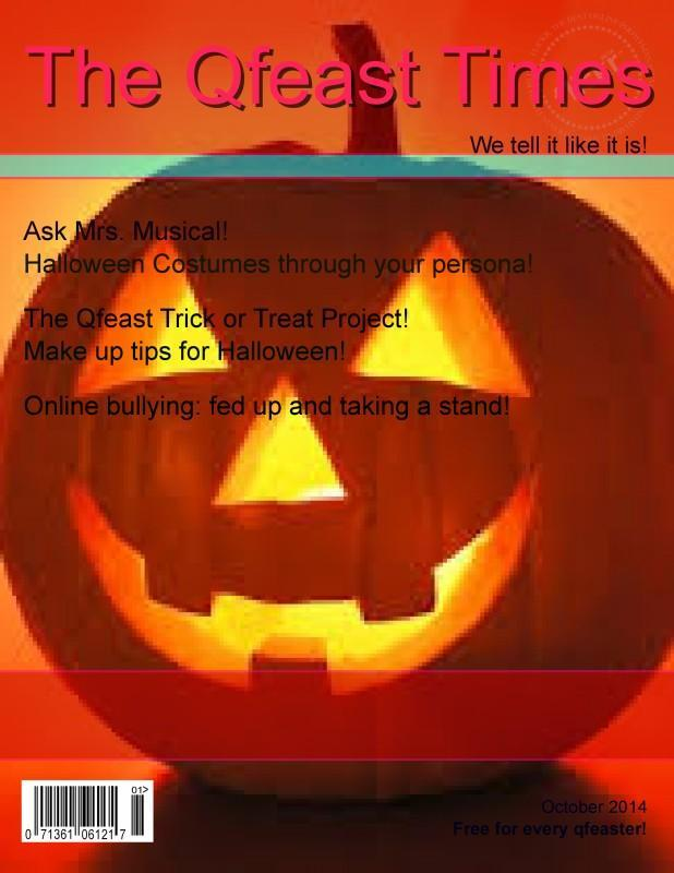 The Qfeast Times October 2014