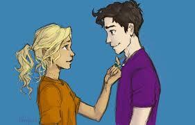 A Percabeth Songfic (One-shot, AU)