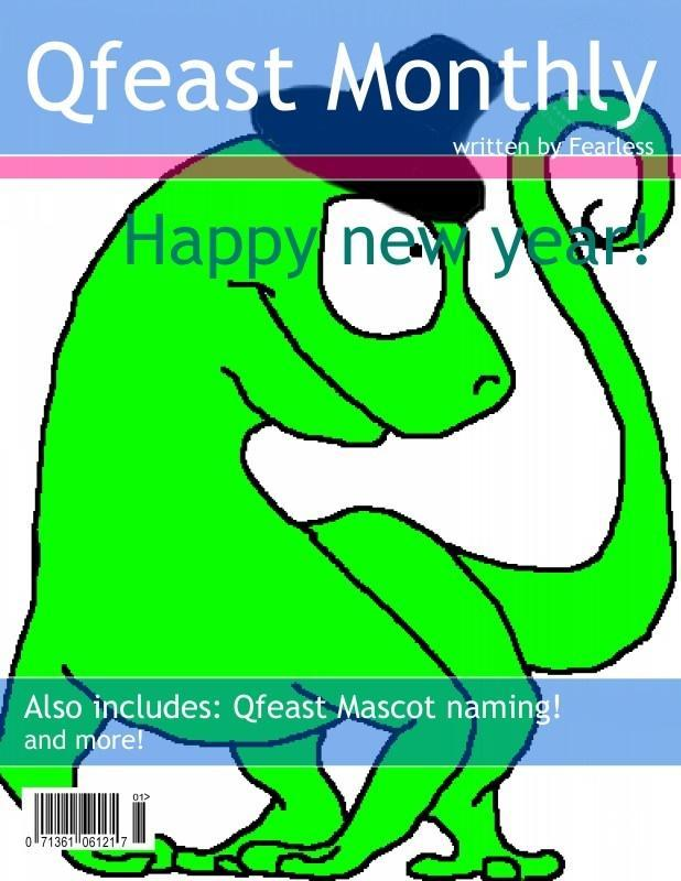 Qfeast Monthly New Year