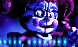 FNAF sister location story (night one)