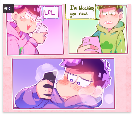 Talking to the Osomatsu-san Sixplets