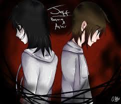 10 Chains of Hell - (Jeff the Killer romance)
