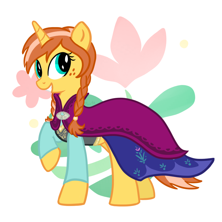 Anna's tale(pony version)