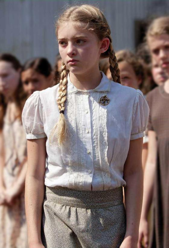 The Hunger Games- Prim's version- Chapter 1
