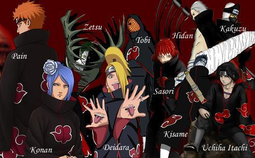 My Akatsuki Love Story