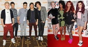 Little Mix and One Dieriction