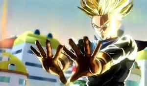 Xenoverse (dragon ball z Fan fic)