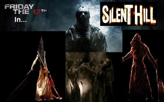 Friday the 13th in Silent Hill