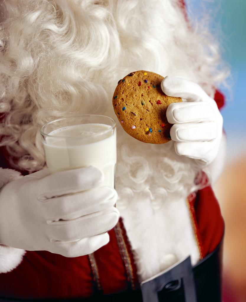 Cookies and milk!