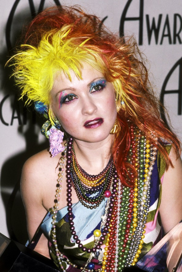 The Story Of Cyndi Lauper
