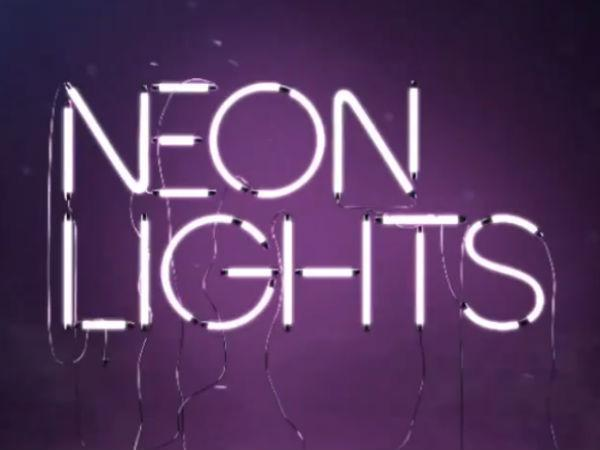 demi lovato : neon lights