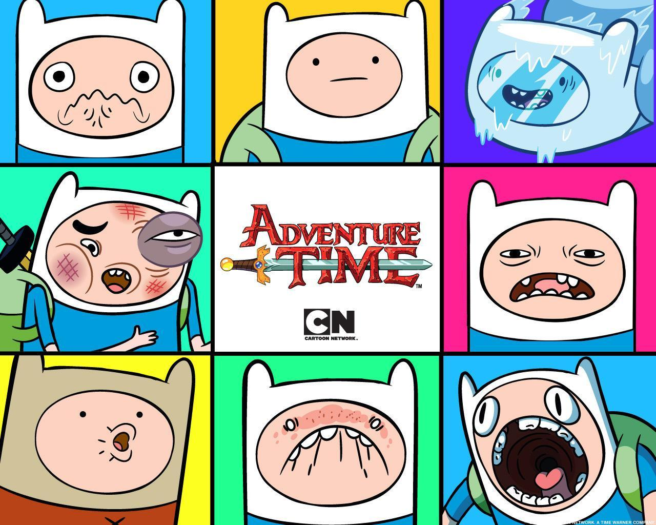 30 day Adventure Time challenge
