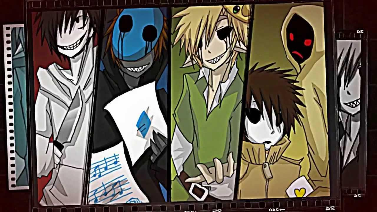 Meeting the Creepypasta Boys