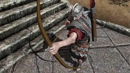 Skyrim: How to farm Steel Arrows!