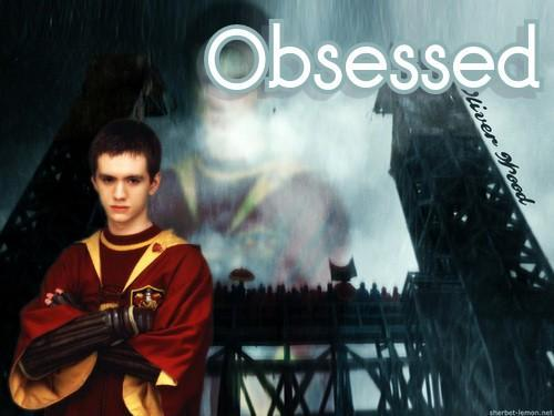 Obsessed || An Oliver Wood/Harry Potter fanfiction