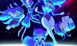 Steven Universe Lapis and the HomeWorld Gems: Escape to Earth