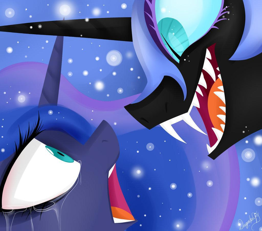 The Unforgotten Tale of Nightmare Moon