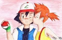 Ash and Misty, A Love Story