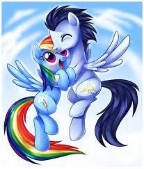 The Awkward Love Story of Two Pegasi