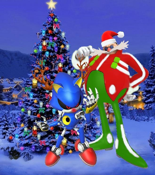 How The Eggman Stole Christmas!