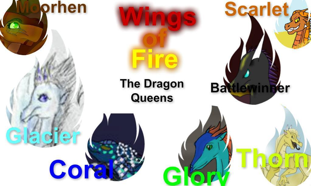 The Five Dragonets