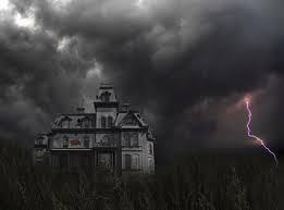 the haunted house (1)