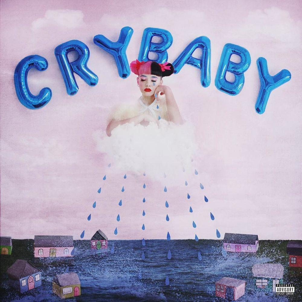 Melanie Martinez - Cry Baby [Deluxe Edition] LYRICS