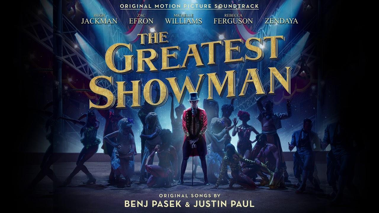 The Greatest Showman (soundtrack+lyrics)