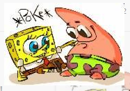 SpongeBob Poking! (2)