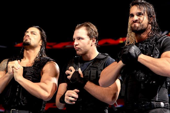 """The Shield (WWE)"""