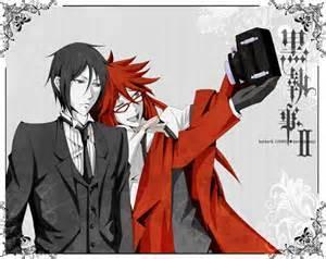 soul butler volume 1 Grell takes action (oh yeah)