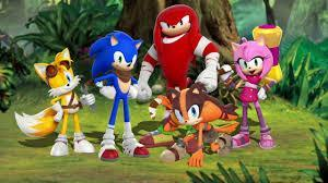 Everything wrong with Sonic Boom: Rise Of Lyric. (I own nothing.)