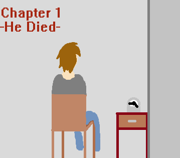 "Chapter 1; ""He Died"""