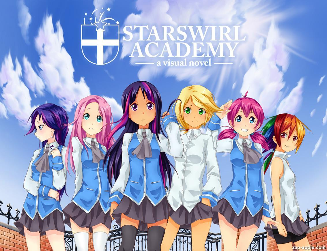 Starswirl Academy (MLP Fanfic) Chapter 1