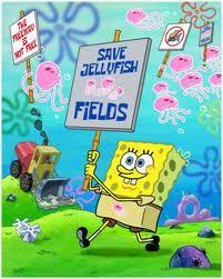 Free Time = Protesting Sponge Rights!