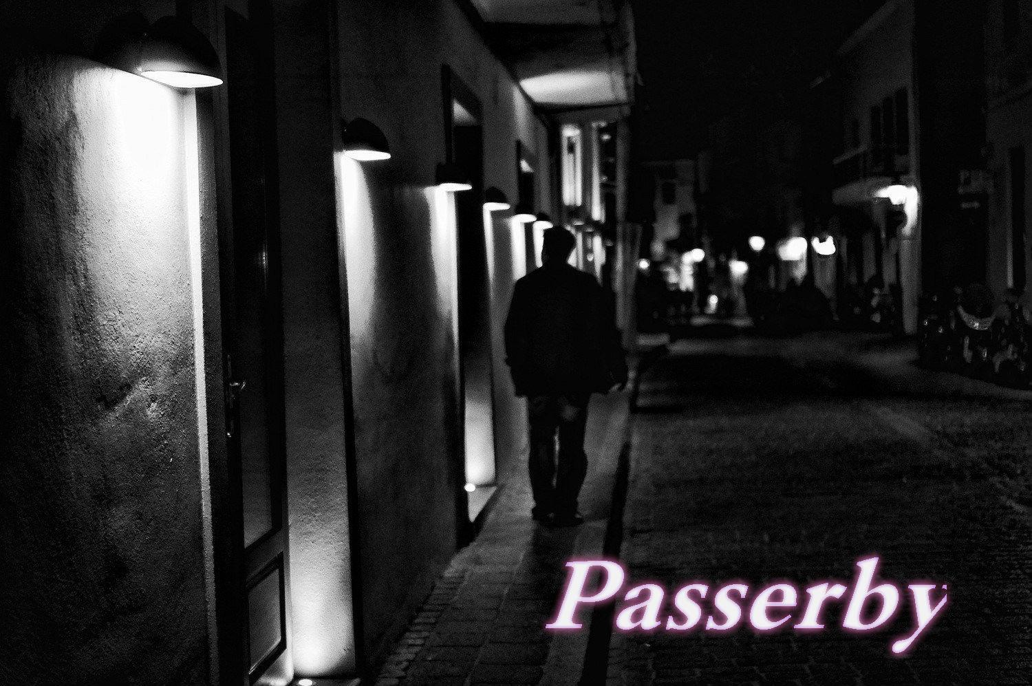 Book 1, Chapter 6; Passerby