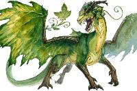 Queen Ivy of the Forest Dragons
