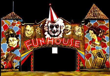Part one: Fun House; Chapter one: Hall of Mirrors