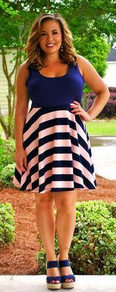 I Love The Way You Move Dress - Perfectly Priscilla Boutique