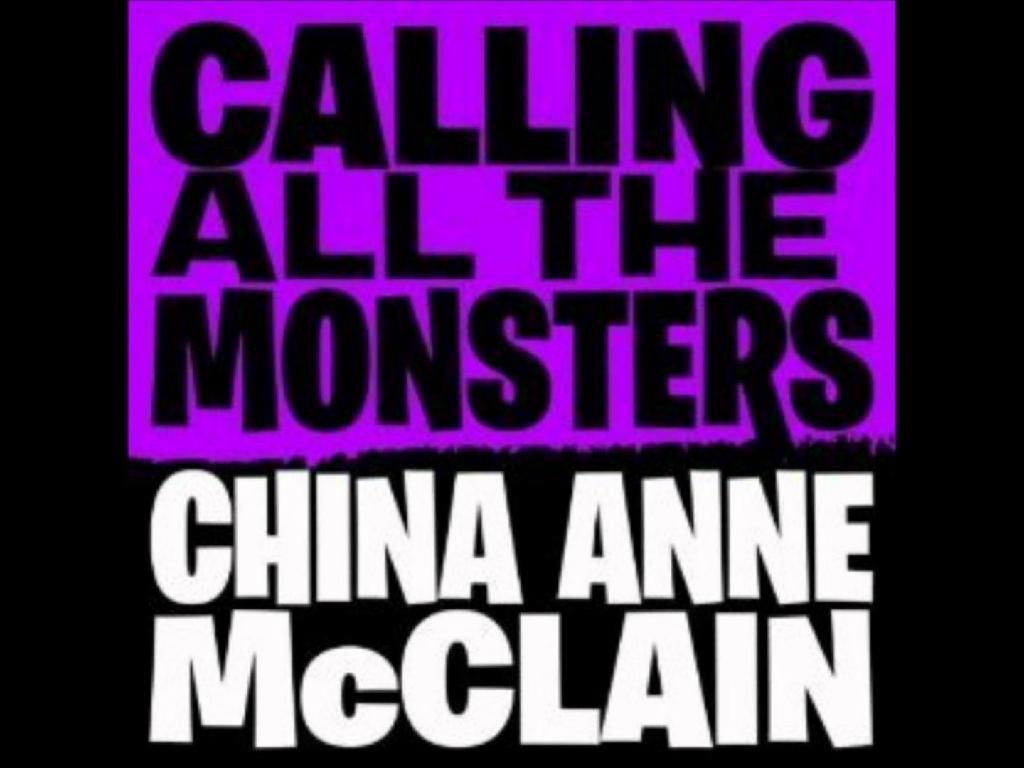 Calling All The Monsters - China Anne McClain Audio