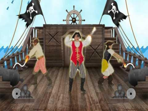 Just Dance Kids 2014 - A Pirate You Shall Be