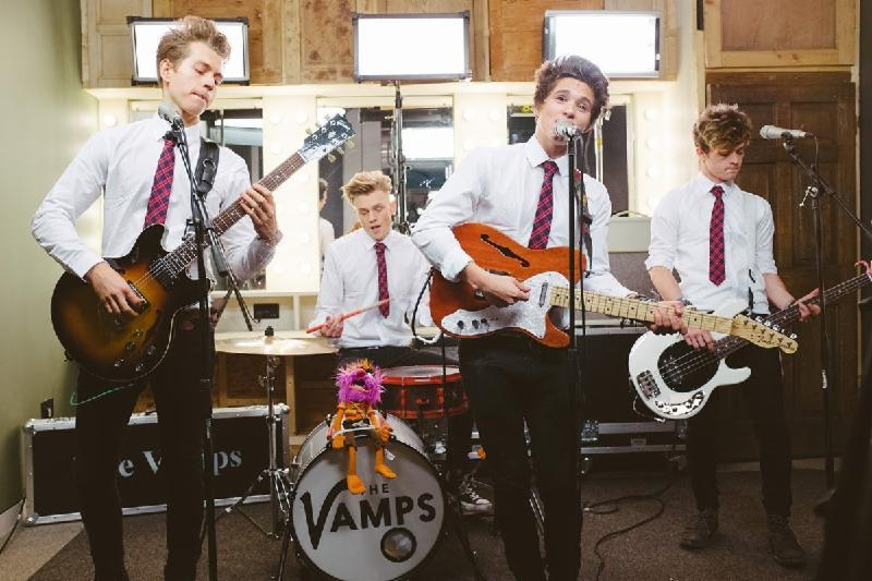 Twist And Shout (Cover By The Vamps)