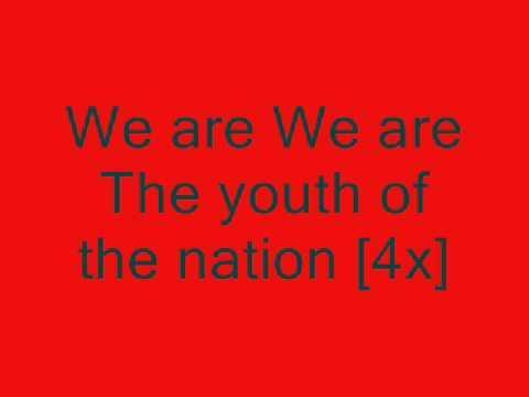 We Are The Youth Of The Nation Lyrics