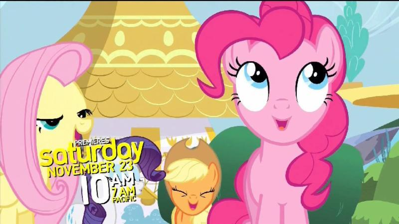 My Little Pony: Friendship is Magic Season 4 Promo