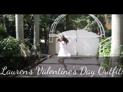 Lauren's Valentines Day Outfit ♥ | ADailyDoseOfEverything