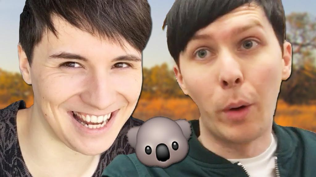 A Day in the Life of Dan and Phil in AUSTRALIA!