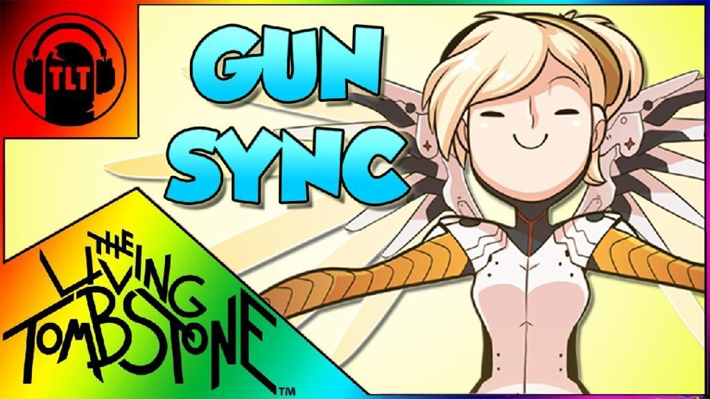 No Mercy ~ Overwatch Gun Sync Musical Song by The Living Tombstone